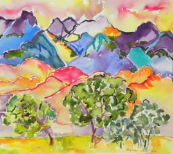 watercolor-AlabamaHills_large