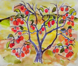 watercolor-Persimmon#1-034_large