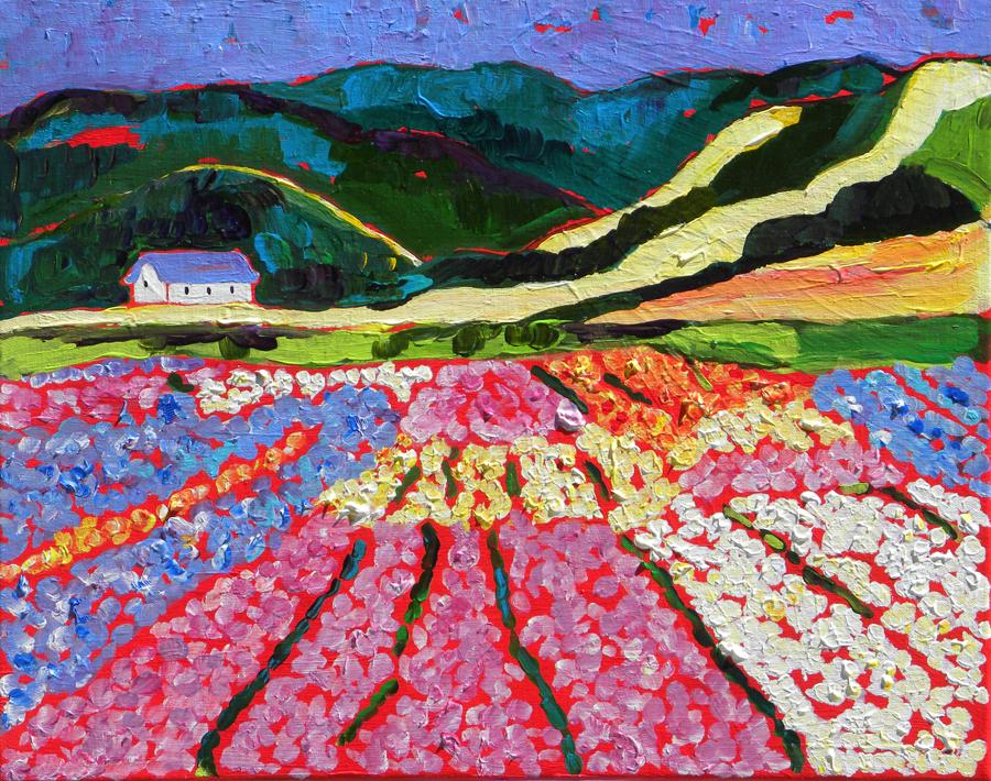 Lompoc Flower Fields #2